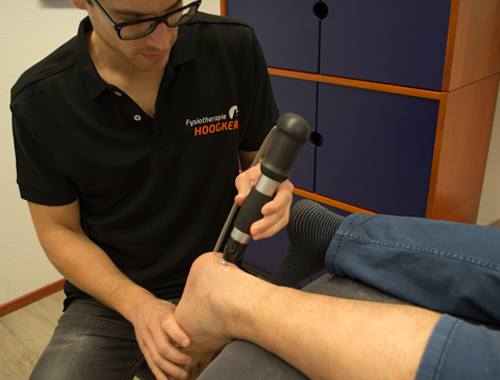 shockwave therapie Fysiotherapie Praktijk Hoogkerk - Ruskenborg