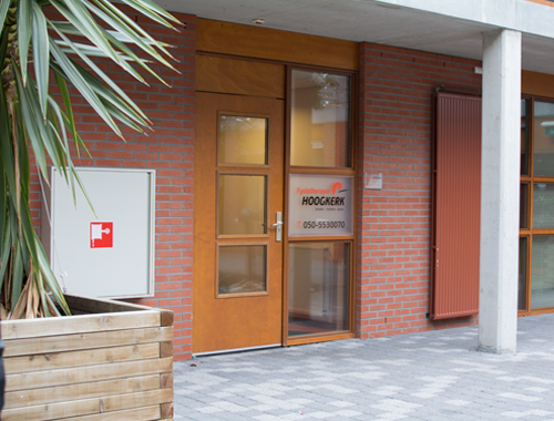 Fysiotherapie Praktijk Hoogkerk - Ruskenborg